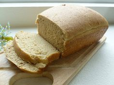 Super Easy Whole Wheat Sourdough--This is a favorite-- I make this in my bread machine every week! #soakedgrains
