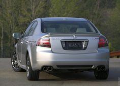 2007 Acura TL Type S