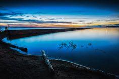 Dusk over Waskesiu Part 3 by Brett Abernethy(A Calgary Night Photographer), via Flickr