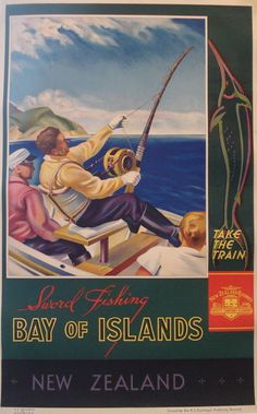 """""""Bay of Islands"""". 1932. 63 x 100 cm. Available for purchase, check it out at www.smythgalleries.co.nz"""