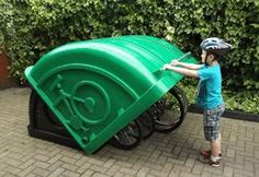 4 Bicycle Pod More