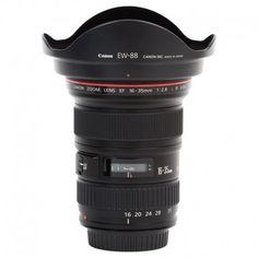 Lente Canon 16-35mm f/2.8L II USM Parasol