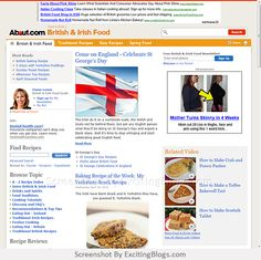 Great British Food and Irish Food: Recipes, Reviews, Videos, Tutorials and Celebrity Chefs - Click to visit site:  http://1.33x.us/IiGJQM