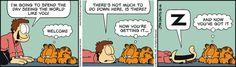 Garfield Cartoon for Aug/16/2014