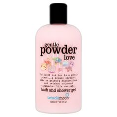 Treacle Moon Gently/Gentle Powder Love Bath And Shower Gel 500Ml - Groceries - Tesco Groceries
