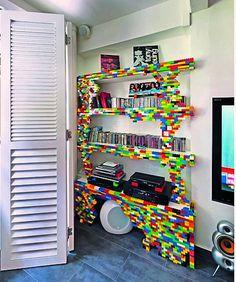 diy with Lego -