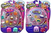 Shopkins Season 5 has arrived with over 140 new Shopkins to collect! These cute collectible toys have new Petkins Backpacks which can be connected together to carry your Shopkins. New to Shopkins Sea...