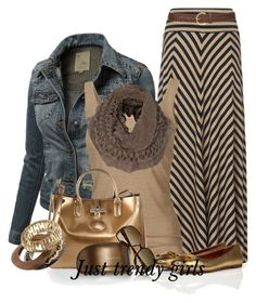 Outfits in earthy tones for woman – Just Trendy Girls Mode Style, Style Me, Trendy Style, Casual Styles, Girl Style, Look Fashion, Womens Fashion, Fashion Trends, Budget Fashion
