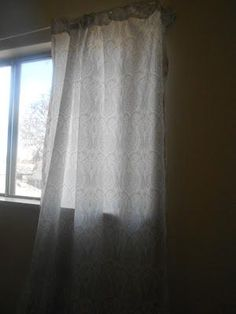 1000 Images About Curtain Ideas On Pinterest Make Curtains Easy Curtains And Bed Sheets
