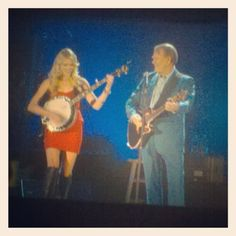 Glen Campbell: The Goodbye Tour | Hollywood Bowl, with daughter, Ashley,performing  'Dueling' 06/24/12