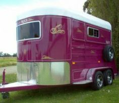 This is pretty, i would love to do this to my trailer.