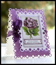 Spellbinders sneak peek Day Six with Pearl Effects and Delicate Doilies