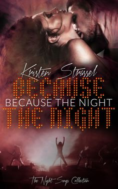 Free ebook: Because the Night w/ Kristen Strassel email signup! #PNRromance #vampires