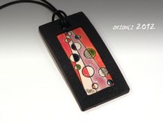 pendant by Orson's World, via Flickr