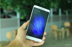 Novedad: Fotografías reales del Xiaomi Mi Max