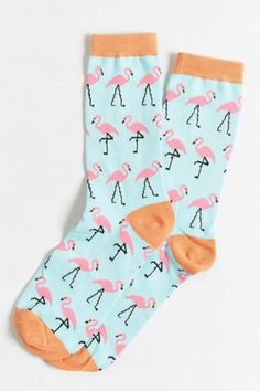 Shop Flamingo Sock at Urban Outfitters today. We carry all the latest styles, colors and brands for you to choose from right here.