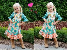 Marissa's perfect peasant top PDF sewing pattern for girls from Create Kids Couture
