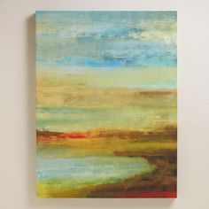 One of my favorite discoveries at WorldMarket.com: 'Lucent Dawn' by Jennifer Hollack