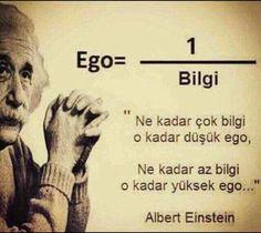 Eğitim, 'doğruları öğretilmesi' değil, düşünmek için AKLIN eğitilmesidir..!                                            A. EiNSTEİN