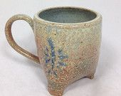 Ceramic Mugs - Handmade for your Hot Beverage in hand... Made in MICHIGAN!