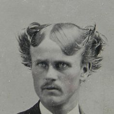 """Early attempt at the """"Hair Flick"""", finally perfected a century later by Farrah Fawcett. Bad Hair Day, Big Hair, Vintage Pictures, Old Pictures, Tintype Photos, Crazy Hair, Weird Hair, Cecile, Vintage Hairstyles"""