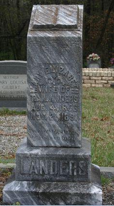 Mary Elizabeth Melton Landers (1856 - 1891) - Find A Grave Photos