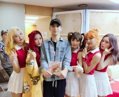 Russian Roulette was awesome! Loved the MV and how they were all in danger but didn't actually show what happened. Exo Red Velvet, Red Velvet Seulgi, South Korean Girls, Korean Girl Groups, Shinee Members, Red Valvet, Russian Roulette, Kim Kibum, Kim Yerim