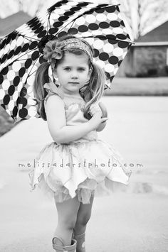 My girls need an umbrella photoshoot! Rainy Days and Mondays!