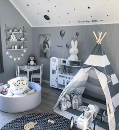 SHOP THE LOOK: Kids Room Decor Ideas to Inspire We all know how difficult it is to decorate a kids bedroom. A special place for any type of kid, this Shop The Look will get you all the kid's bedroom decor ide