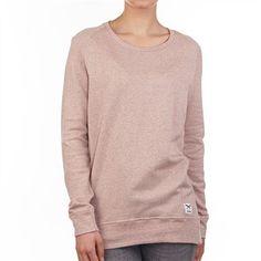 IRIEDAILY Jazzie Space Sweat || Leicht meliertes Sweatshirt im längeren Oversized-Look