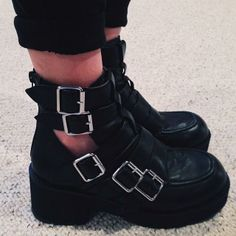 Kelsey in the Jeffrey Campbell Myles Boot || Get the boots: http://www.nastygal.com/product/jeffrey-campbell-myles-bootie?utm_source=pinterest&utm_medium=smm&utm_term=ngdib&utm_content=omg_shoes&utm_campaign=pinterest_nastygal
