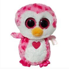"TY Beanie Boo Juliet Owl plush 8.5"" tall Stuffed Animal #Ty Ty Beanie Boos, Plush Animals, Owl, Teddy Bear, Disney Characters, Ebay, Beanie Boos, Felt Stuffed Animals, Owls"