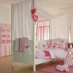 The Bed Veil Heaven is just what you need to complete your childu0027s room. : princess emily canopy bed - memphite.com