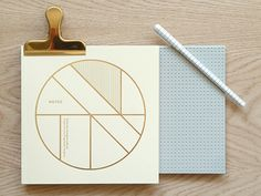 Foiled Grid Book | Present & Correct