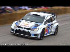 ▶ Volkswagen Polo R WRC Sound! - 11° Rally Legend 2013 (Carlos Sainz)