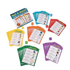 Roll+&+Match+Middle+Sounds+Dice+Game+-+OrientalTrading.com