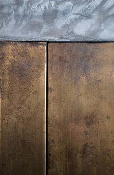 patinated brass - Google Search