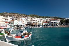 Pigadia Town is the Capital Town of Karpathos Island Greece.