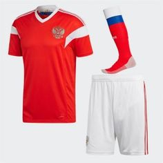 b6c2ec8dbe9 2018 World Cup Kit Russia Home Replica Red Full Suit 2018 World Cup Kit  Russia Home Replica Red Full Suit | Wholesale Customized [BFC489] - $45.99  : Cheap ...