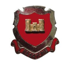 corps engineers essayons button Army corps of engineer headquarters in norfolk, virginia  the castle uniform  insignia and first described the corps of engineers' distinctive essayons button.