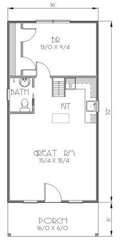 Garage Conversion Floor Plans single garage conversion plans - google search | moms room
