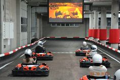 Go-Karting is activity which raises the level of adrenaline in a safe and controlled environment http://partykrakow.co.uk/stag-weekends-krakow/budget/go-karting-krakow-credit-crunch/