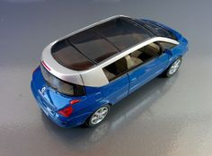Dream car Avantime #Renault, #Avantime, #Norev, #diecast, #1/43, #modelcars