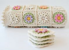 Crochet one (or all) of beautiful granny square baby blankets. Explore 8 of our favorite patterns on the Craftsy Blog.