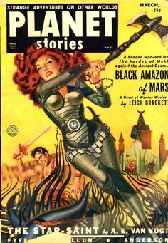 The new 2012 Vintage Sci-Fi Calendar by Asgard Press features 12 frame-ready reproductions of Golden Age pulp science fiction covers. Pulp Fiction Art, Science Fiction Art, Pulp Art, Mad Science, Fiction Novels, Science Writing, Science Space, Weird Science, Sci Fi Books
