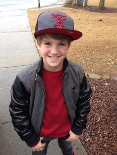 Matty B is so cute