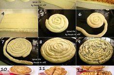 Κοτόπιτα σπιράλ - Secret Kitchen and Travel Cookies, Desserts, Food, Crack Crackers, Tailgate Desserts, Deserts, Biscuits, Essen, Postres