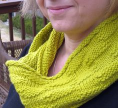 Knitted Cowl Pattern PDF Insant Download by DishclothDivaKnitsOn, $4.99