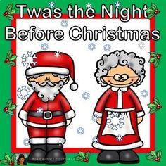 Twas the Night Before Christmas Book Companion