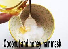 Homemade Hair Serum For Thin, Breaking Hair Homemade Hair Serum, Itchy Flaky Scalp, Best Coconut Oil, Coconut Water, Breaking Hair, Getting Rid Of Dandruff, Coconut Oil Hair Mask, Honey Hair, Deep Conditioner